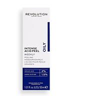 Tẩy da chết hóa học AHA BHA cho da dầu Revolution Skincare Oily Skin Intense Peeling Solution 30ml thumbnail