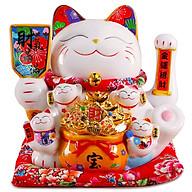 Mèo thần tài Niên Niên Hữu Dư thumbnail