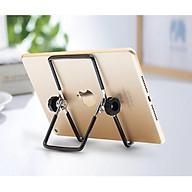 Giá Đỡ Gấp Để Bàn Cho Điện thoại, Ipad, Tablet - Hàng Nhập Khẩu thumbnail