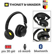 Tai nghe Thonet & Vander Dauer HK096-03615, có bluetooth, tích hợp micro, gấp gọn tiện dụng, hàng chính hãng thumbnail