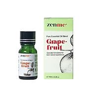 Tinh dầu tinh chất Zenme hương vị Vỏ Bưởi 10ml giúp phấn chấn tinh thần, thư giãn. thumbnail