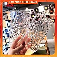Ốp 3D Kim Cương Dẻo trong suốt dành cho Iphone thumbnail