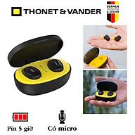 Tai Nghe Bluetooth Thonet & Vander Bohne HK096-03622, bluetooth 5.0, công nghệ HowlBass độc quyền, cảm ứng chạm, hàng chính hãng thumbnail