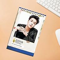 Lịch để bàn Lay EXO 2019 thumbnail
