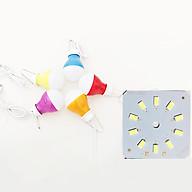 Bóng đèn Led cắm USB dây dài 1.2m (màu ngẫu nhiên) thumbnail