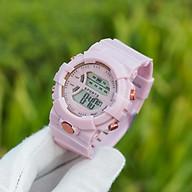 Đồng hồ điện tử thể thao nam nữ PAGINI phong cách Hàn Quốc khỏe khắn - Đèn led xem giờ ban đêm - Đa chức năng báo thức Hiển thị lịch ngày giờ thứ - WA000002 thumbnail