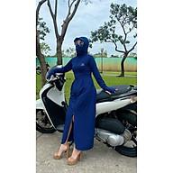 Váy Chống Nắng Nữ Toàn Thân, Áo Khoác Che Nắng Che Bụi mẫu NT116 thumbnail