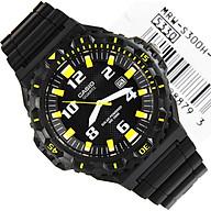 Đồng hồ nam dây nhựa MRW-S300H-1B3VDF thumbnail