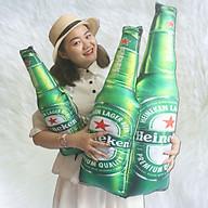 Gối Ôm 3D Chai Bia Ken (80cm) thumbnail