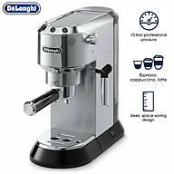 Máy pha cà phê Delonghi EC685.M với công suất 1300W - 1350W Dung tích 1.1L Pha chế được Espresso, Cappuccino - Hàng nhập khẩu thumbnail