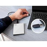 Ổ cứng di động Ultra 4T Type C Usb 3.1 GEN2 mẫu 2020 vỏ kim loại thumbnail