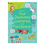 First Illustrated Grammar And Punctuation thumbnail