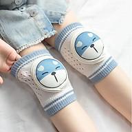 Bảo vệ đầu gối cao cấp cho bé 0-2 tuổi siêu cute thumbnail