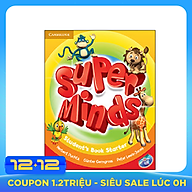 Super Minds Starter Student s Book with DVD-ROM thumbnail