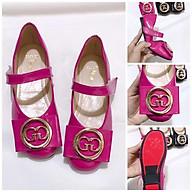Giày sandal cho bé gái 00103 sz26-36 màu sen thumbnail