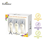 Bộ Sưu tập nước hoa 3 mùi hương Enchanteur Charming, Sensation, Delightful 10ml Chai thumbnail