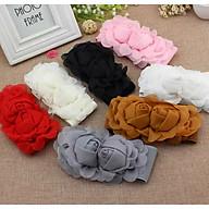 Thắt Lưng Nữ Dây Nịt Nữ Rose sweet mang đầm va y thời trang Hàn Quốc Dona21061602 thumbnail