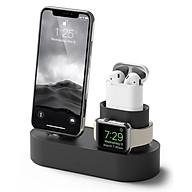 Đê sa c Elago 3 in 1 cho Apple Watch, Airpods và iPhone - Hàng Chính Hãng thumbnail