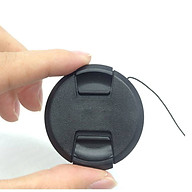 Nắp lens dùng cho ống kính Sony size 40.5mm 49mm 52mm 55mm 62mm 67mm 72mm 77mm - Hàng nhập khẩu thumbnail