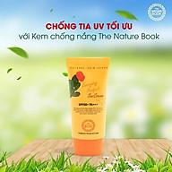 Kem chống nắng The Nature Book hoàn hảo hằng ngày Everyday Perfect Sun Cream SPF50+ PA+++ 50g thumbnail