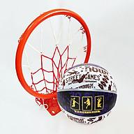 Bộ vành rổ bóng rổ - Tặng kèm bóng rổ, lưới rổ thumbnail
