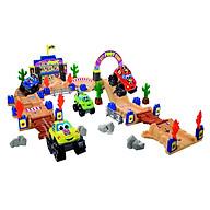 Đồ chơi Mô hình ECOIFFIER Xe đua mô hình BIG FOOT 003034 thumbnail