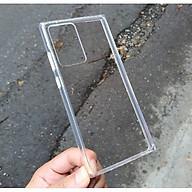 Ốp lưng cho Samsung Note 20 Note 20 Ultra Note 20 Ultra 5G hiệu Likgus trong suốt chống sốc PC + TPU - Hàng nhập khẩu thumbnail