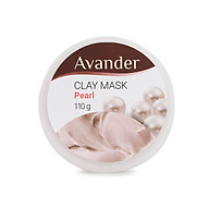 Hũ Mặt nạ đất sét Ngọc trai Avander 110g thumbnail