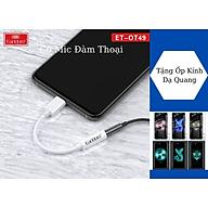 Bộ Chuyển Đổi Dây Tai Nghe Cho iPhone Giắc Cắm Nhẹ Đến 3.5Mm Tương Thích XSMAX - Hàng Nhập Khẩu thumbnail