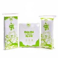 Bộ 3 sản phẩm Khăn khô đa năng Mipbi cao cấp loại 600g, loại 300g, loại 260g (3 gói) thumbnail
