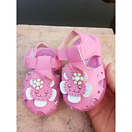 dép sandal bé gái thỏ hồng thumbnail
