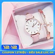 Đồng hồ đeo tay nữ unisex vanota thời trang DH24 thumbnail
