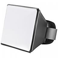 Tản sáng Softbox mini cho đèn flash rời thumbnail