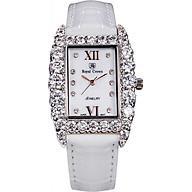 Đồng hồ nữ chính hãng Royal Crown 6111ST trắng thumbnail