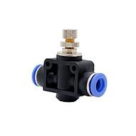 Van chỉnh lưu 2 đầu nối cắm ống PSA - (Đồ hơi - khí nén - Tiết lưu) thumbnail
