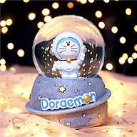 Quả cầu tuyết Doraemon phi hành gia thumbnail