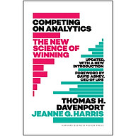 Competing on Analytics Updated, with a New Introduction The New Science of Winning thumbnail