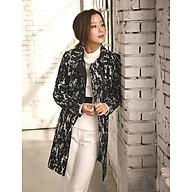 áo khoác dạ Kim Hee Sun chính hãng thương hiệu JOINUS Hàn Quốc thumbnail