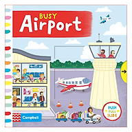 Busy Airport - Busy Books (Board book) thumbnail