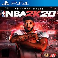 Đĩa Game PS4 - NBA 2K20 - Hàng Nhập Khẩu thumbnail