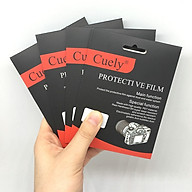 Miếng dán màn hình cường lực cho máy ảnh Canon M6 M50 M100 EOSRP thumbnail