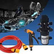 Bộ máy bơm mini rửa xe bằng áp lực thumbnail
