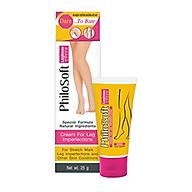 Kem thoa giúp làm mờ các vết rạn da PhiloSoft Legbeau Cream Thái Lan (Màu trắng vàng) 25g thumbnail