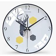 Đồng hồ treo tường DH09 - Mẫu 5 thumbnail