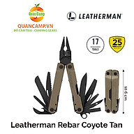 Dụng cụ cầm tay đa năng Leatherman Rebar (17 tools) thumbnail