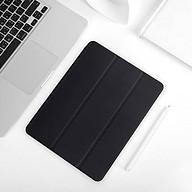 Bao da chống sốc cho iPad Pro 11 2021 Chip M1 iPad Pro 11 2020 hiệu USAMS US-BH589 có ngăn đụng bút (nắp gập hít nam châm, thiết kế siêu mềm mịn trang bị Smartsleep) - hàng nhập khẩu thumbnail