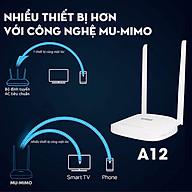 Bộ phát router wifi APTek A12 - Hàng chính hãng. thumbnail