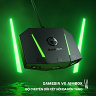 Bộ chuyển đổi GameSir VX AimBox thế hệ mới của bộ chuyển đổi bàn phím chuột có thể đảo ngược USB 2.0 - Hỗ trợ Console PS4 PS5 Xbox One XboxX S Nintendo Switch - Hàng nhập khẩu thumbnail