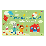 Usborne Where s The Little Mouse Is It In The House thumbnail