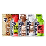 Combo Năng Lượng GU Energy - Mixed Combo Roctane Gel & Bánh Quế Stroopwafel thumbnail